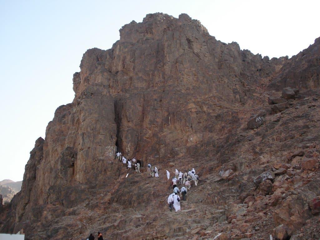 uhud mountain